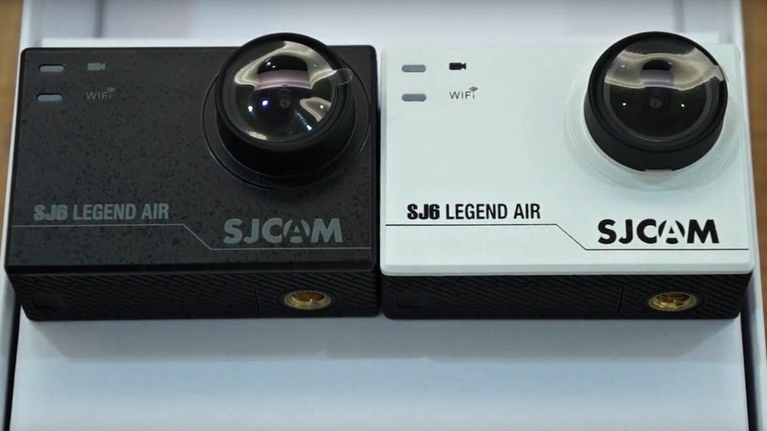 Анонс SJCAM SJ6 Legend AIR